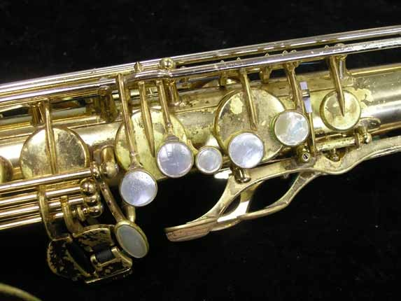 Selmer Lacquer Mark VI Tenor - 133726 - Photo # 7