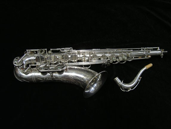 Selmer Silver Plate Mark VI Tenor - 63779 - Photo # 1