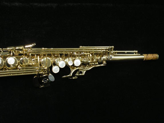 Selmer Lacquer Super Action 80 serie II Soprano - 441243 - Photo # 3