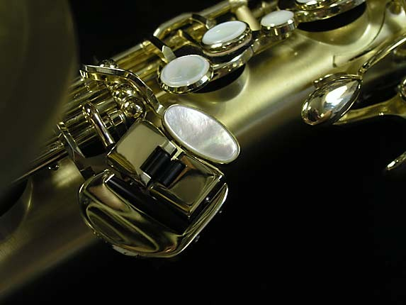Selmer Matte Super Action 80 serie III Tenor - 627600 - Photo # 8