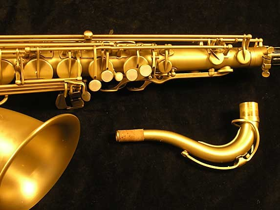 Selmer Custom Engraved Reference 54 Tenor - 640093 - Photo # 4