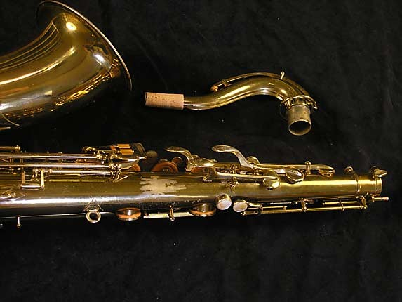 Buescher Lacquer Aristocrat Series I Tenor - 292649 - Photo # 6