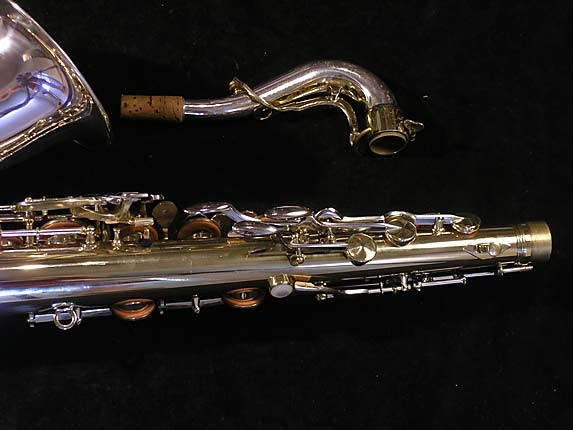 King Silver-Sonic Super 20 Tenor - 379622 - Photo # 6