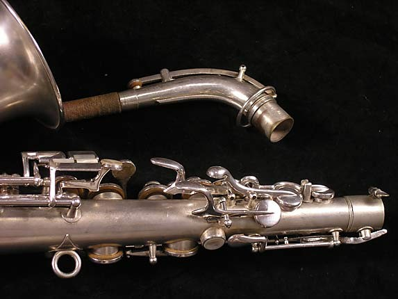 Holton Silver Plate Rudy Weidoff Alto - 36643 - Photo # 6