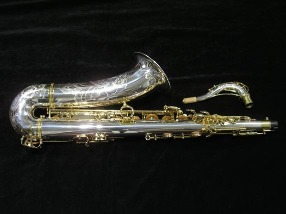 Yanagisawa Sterling Silver T-9937 Tenor - 00249330 - Photo # 4