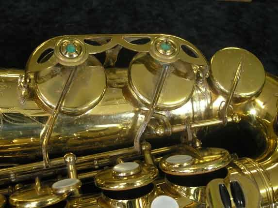Selmer Lacquer Mark VI Alto - 149107 - Photo # 15