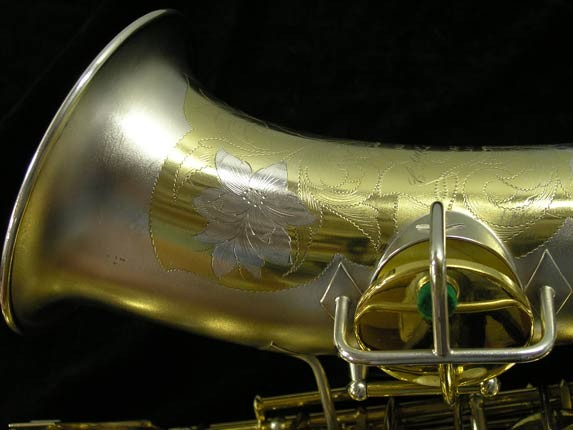 Conn Dual Tone Chu Berry Alto - 212054 - Photo # 14