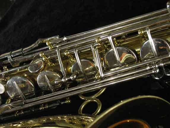 Keilwerth Lacquer New King Special Tenor - 46941 - Photo # 13
