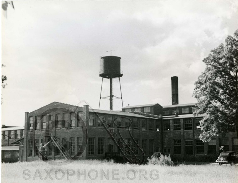 Holton Elkhorn Factory-July-August 1940