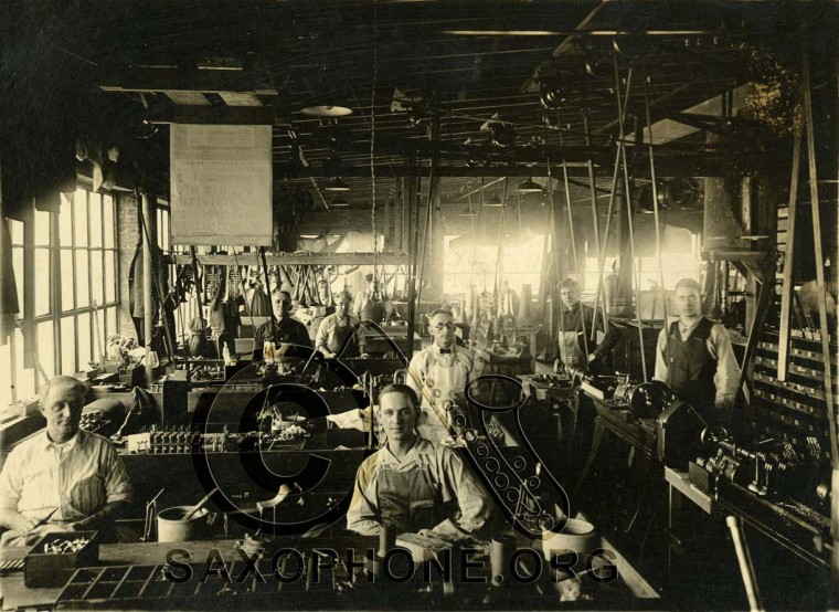 Martin Instrument Co. 1924