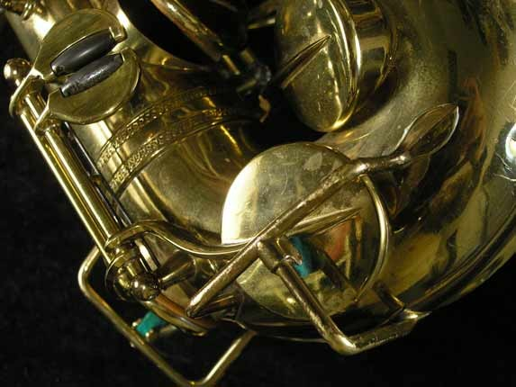 Selmer Lacquer Super Alto - 17161 - Photo # 13