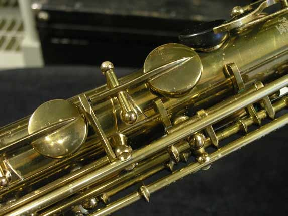 Selmer Lacquer Mark VI Alto - 59546 - Photo # 13