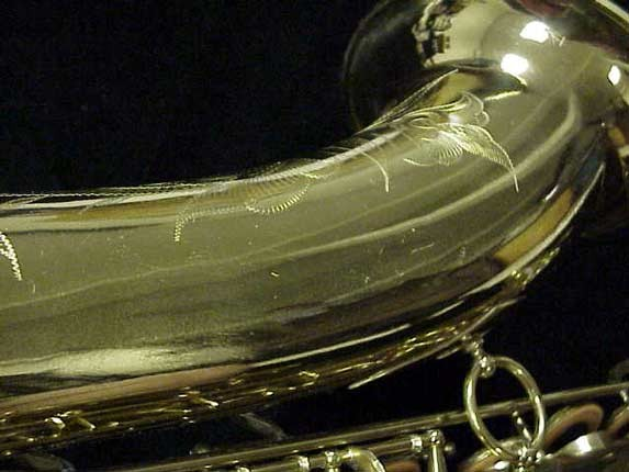 Selmer Lacquer Mark VI Tenor - 101021 - Photo # 13