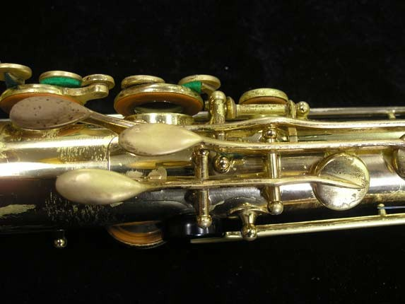 Selmer Lacquer Mark VI Tenor - 133726 - Photo # 8