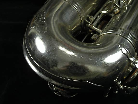 Selmer Nickel Plate Mark VII Tenor - 313016 - Photo # 19