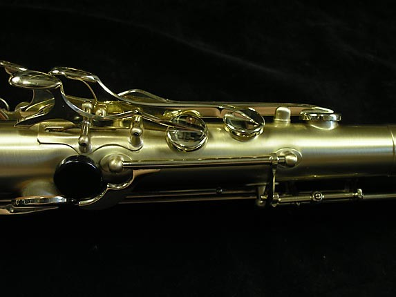 Selmer Matte Super Action 80 serie III Tenor - 627600 - Photo # 9