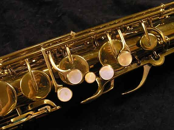 Buescher Lacquer Aristocrat Series I Tenor - 292649 - Photo # 7
