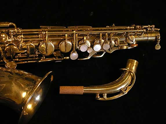 Martin Gold Plate Committee II Alto - 129757 - Photo # 4