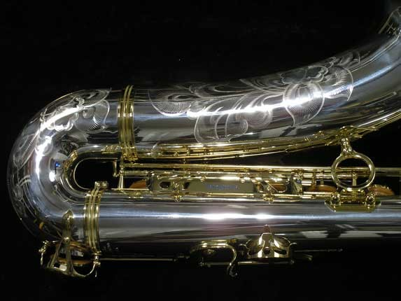 Yanagisawa Sterling Silver T-9937 Tenor - 00249330 - Photo # 5