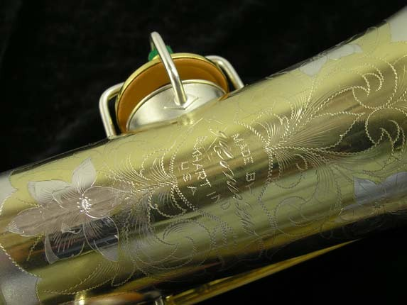 Conn Dual Tone Chu Berry Alto - 212054 - Photo # 15