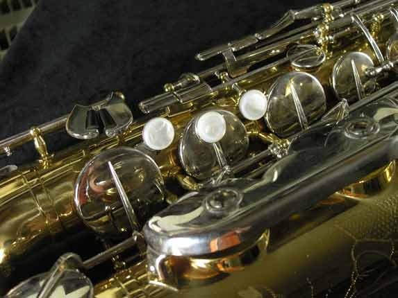 Keilwerth Lacquer New King Special Tenor - 46941 - Photo # 14
