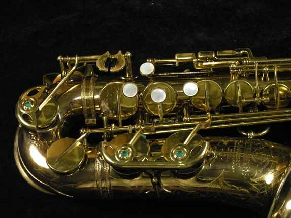 Selmer Lacquer Mark VI Alto - 90190 - Photo # 2