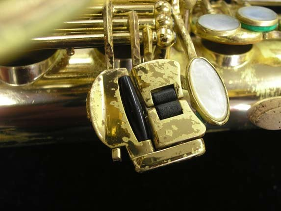 Selmer Lacquer Mark VI Tenor - 133726 - Photo # 9