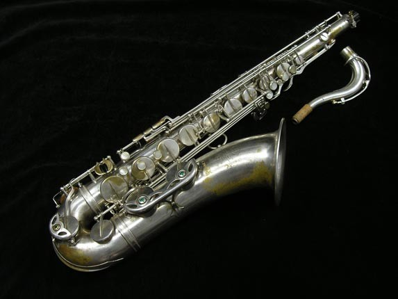 Selmer Silver Plate Mark VI Tenor - 102079 - Photo # 1
