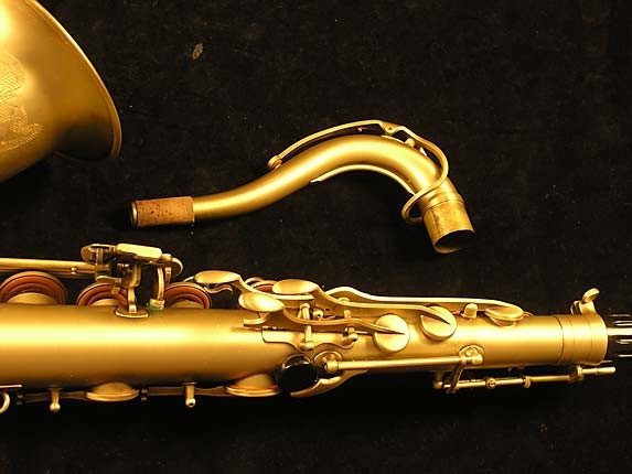 Selmer Custom Engraved Reference 54 Tenor - 640093 - Photo # 6