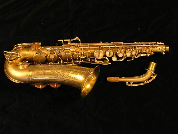 Buescher Gold Plate Aristocrat Series I Alto - 273489 - Photo # 1
