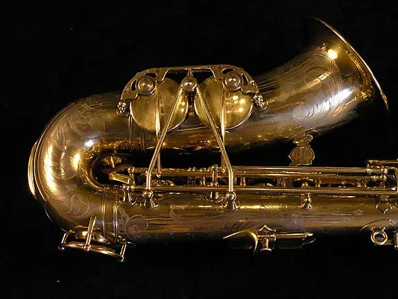 Martin Gold Plate Committee II Alto - 129757 - Photo # 5