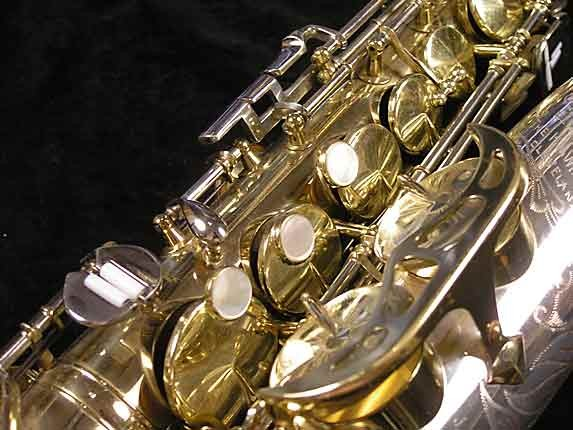 King Silver-Sonic Super 20 Alto - 385458 - Photo # 12