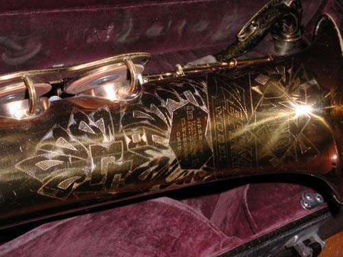 King Lacquer Zephyr Tenor - 179627 - Photo # 9