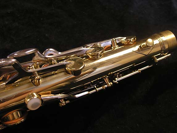 King Silver-Sonic Super 20 Tenor - 379622 - Photo # 8