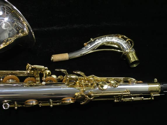 Yanagisawa Sterling Silver T-9937 Tenor - 00249330 - Photo # 6