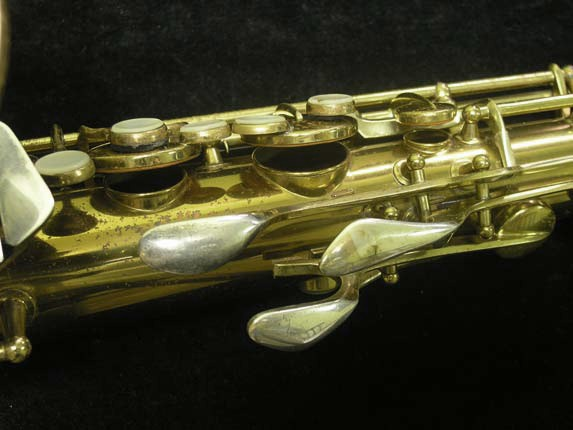 C.G. Conn Lacquer 30M Tenor - 295442 - Photo # 8