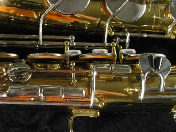 Keilwerth Lacquer New King Special Tenor - 46941 - Photo # 15