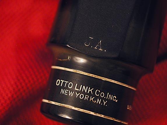 Otto Link Joe Allard Model Tenor - N23 - Photo # 5