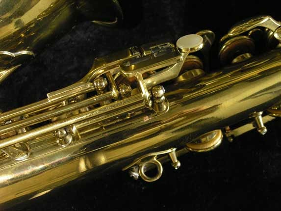 Selmer Lacquer Super Alto - 17161 - Photo # 15