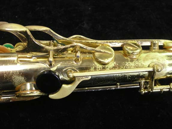 Selmer Lacquer Mark VI Tenor - 133726 - Photo # 10