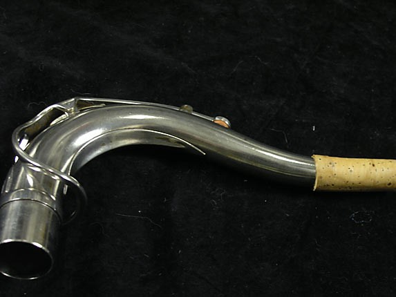 Selmer Nickel Plate Mark VII Tenor - 313016 - Photo # 21