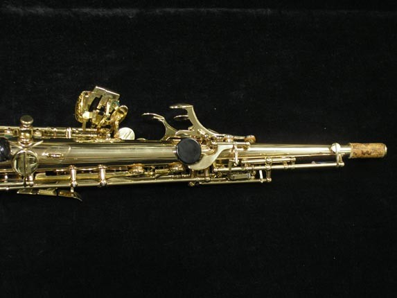 Selmer Lacquer Super Action 80 serie II Soprano - 441243 - Photo # 6