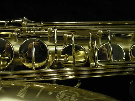 Selmer Matte Super Action 80 serie III Tenor - 627600 - Photo # 11
