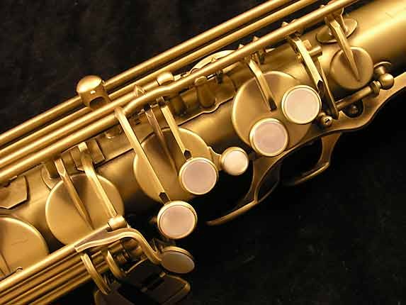 Selmer Custom Engraved Reference 54 Tenor - 640093 - Photo # 7