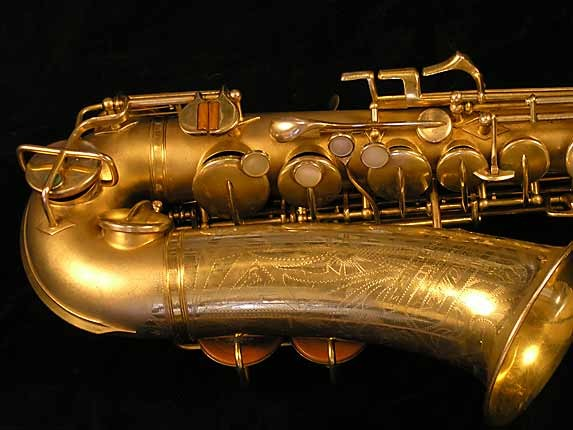 Buescher Gold Plate Aristocrat Series I Alto - 273489 - Photo # 2