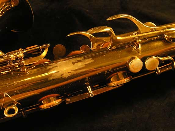 Buescher Lacquer Aristocrat Series I Tenor - 292649 - Photo # 9