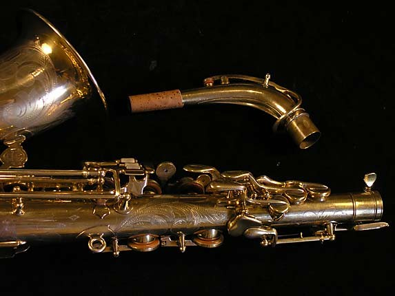 Martin Gold Plate Committee II Alto - 129757 - Photo # 6