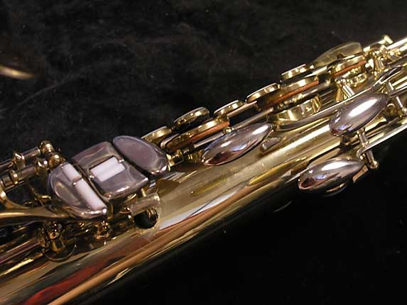 King Silver-Sonic Super 20 Tenor - 379622 - Photo # 9