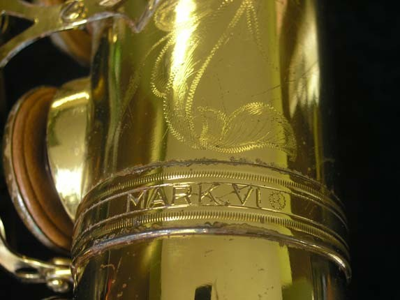 Selmer Lacquer Mark VI Alto - 149107 - Photo # 18