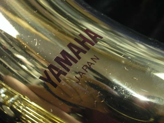 Yamaha Lacquer YBS-52 - 1219 - Photo # 19